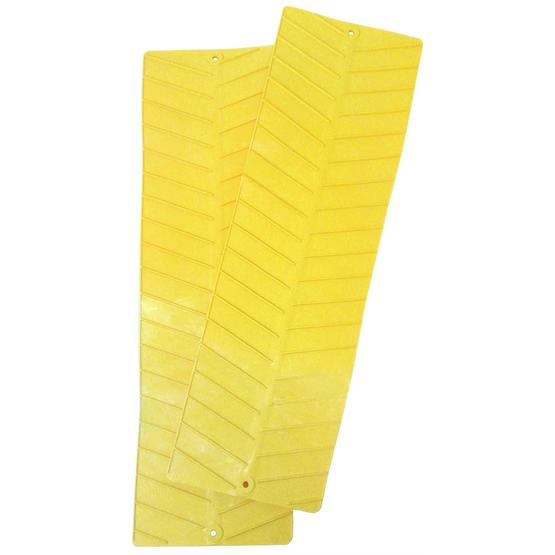 Maypole Grip Mats - Yellow (A Pair) image 1