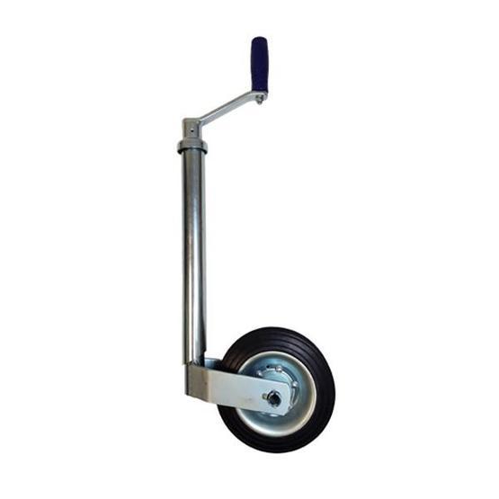 Maypole Heavy Duty Jockey Wheel 42mm shaft image 1