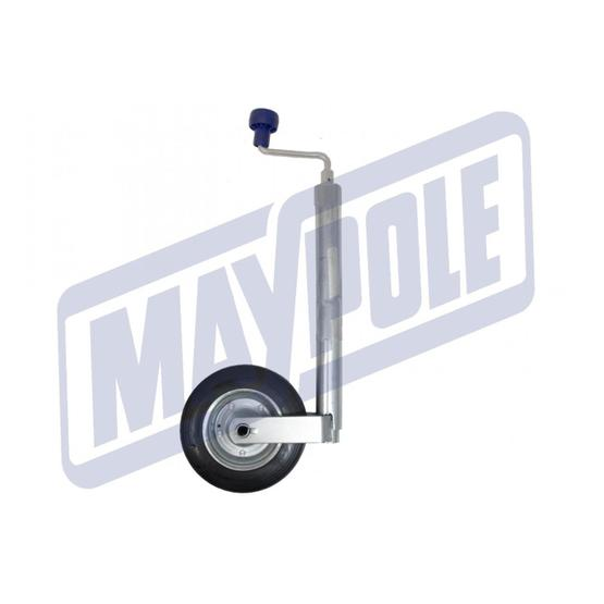 Maypole Jockey Wheel 42mm image 1