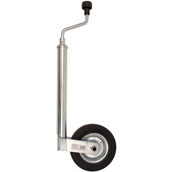 Maypole Jockey wheel 42mm shaft with long handle image 1