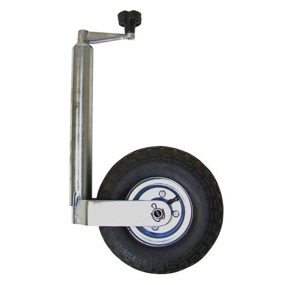Maypole Pneumatic 48mm Jockey wheel image 1