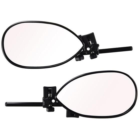 Milenco Aero 3 Mirror Flat (Twin pack) image 10