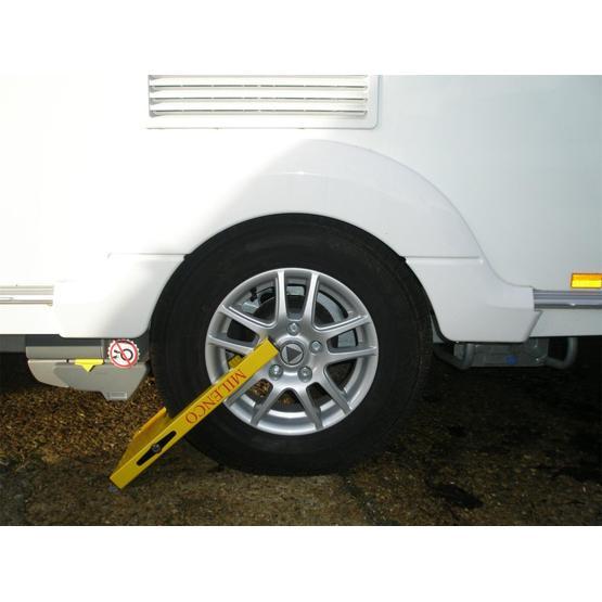 Milenco Compact Wheelclamp image 2