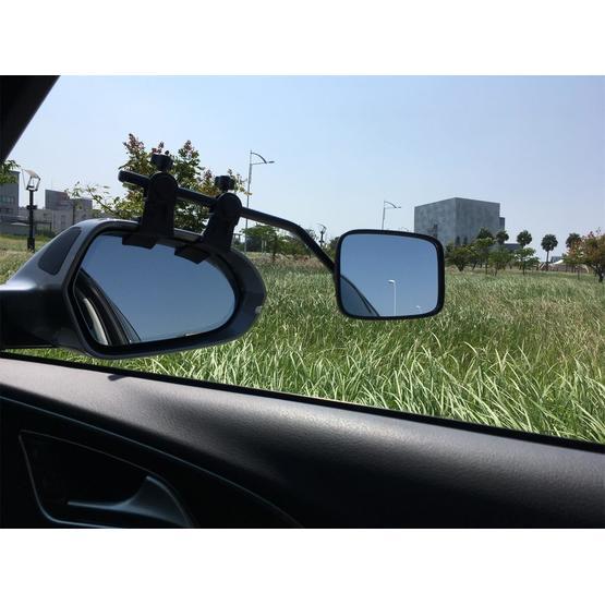 Milenco Falcon Super Steady Twin pack mirrors image 4