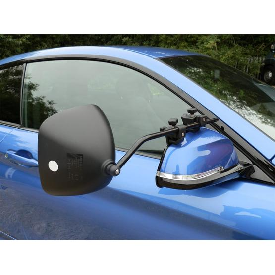 Milenco Grand Aero Extra wide convex Towing Mirror - Convex (Twin Pack) image 3