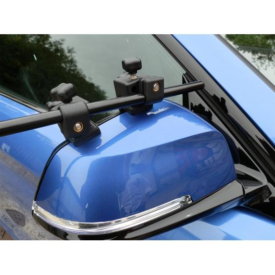 Milenco Grand Aero 3 Towing Mirror - Flat (Twin Pack) image 2