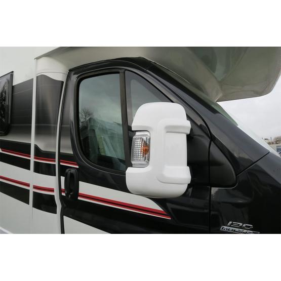 Milenco Motorhome Mirror Protector (Short Arm) image 1