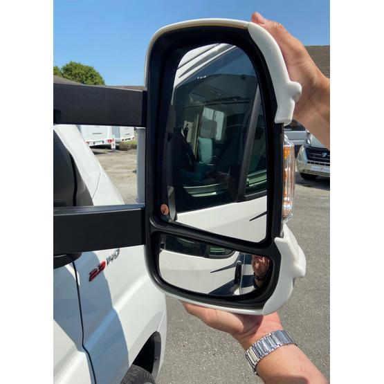 Milenco Motorhome Mirror Protector (Short Arm) image 7
