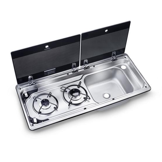 Dometic Smev MO9722 Sink and Hob image 7