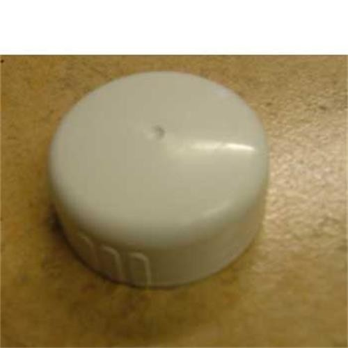 Thetford Dump Cap +20 cap seal for Thetford 145/165 - White image 1