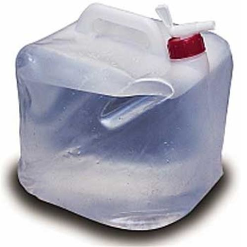Collapsible water carrier - 10L