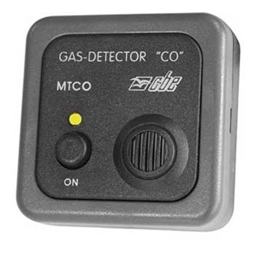 12V carbon monoxide detector