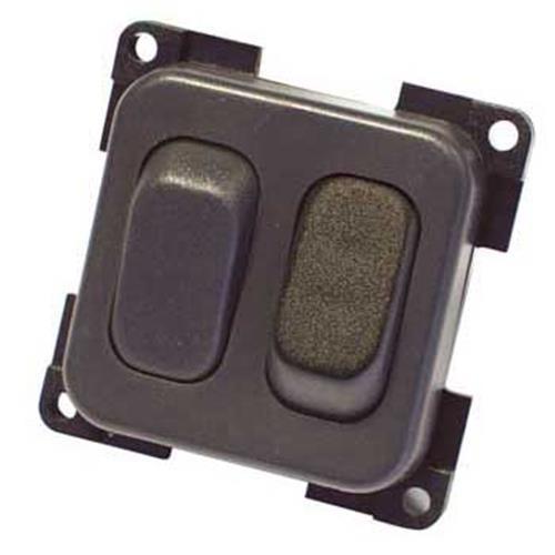 Double Unipolar + LED Switch