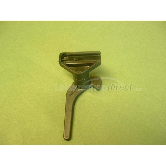 New Polyplastic window lever with button image 2