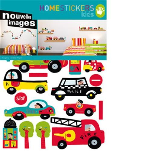 Cars And Trucks Wall Stickers- Nouvelles Images image 1