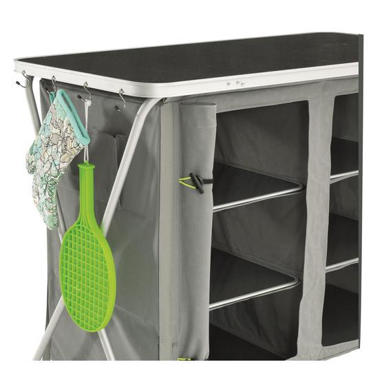 Outwell Aruba Camping Wardrobe / Cupboard image 6