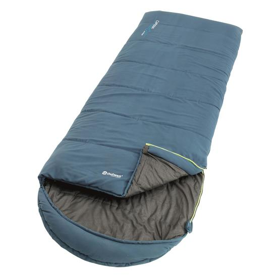 Outwell Campion Lux Blue Sleeping Bag image 1