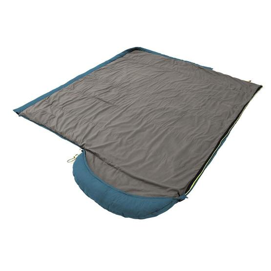 Outwell Campion Lux Blue Sleeping Bag image 2