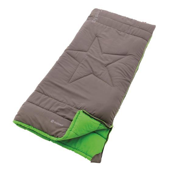 Outwell Champ Kids Sleeping bag (Rock Grey) image 1