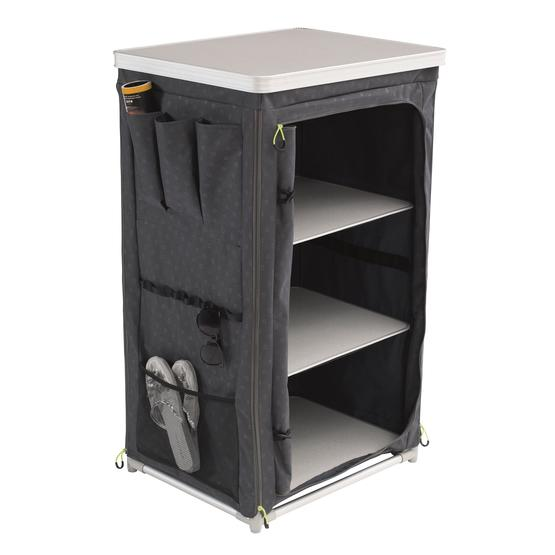 Outwell Milos Camping Storage Cupboard image 1