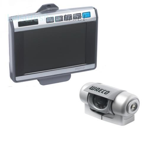 Waeco PerfectView Nav 750 with White CAM 50C Camera image 1
