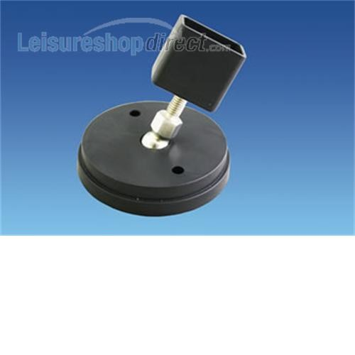 Adjustable Step Foot for Double Steel Step image 1