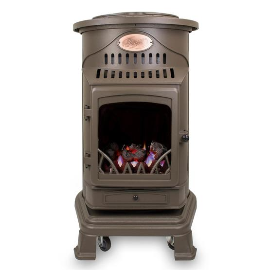 Provence Heater - Honey Glow Brown image 1