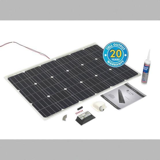 PV LOGIC FLEXI 100W SOLAR PANEL image 1