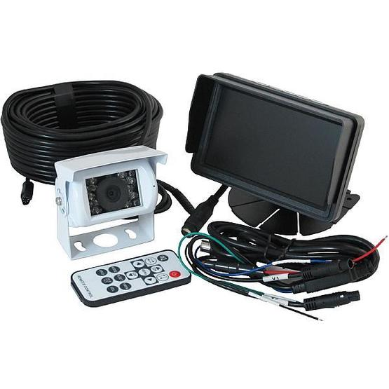 """Ranger 210 - 5"""" Monitor / Roof mounted Camera System image 1"""