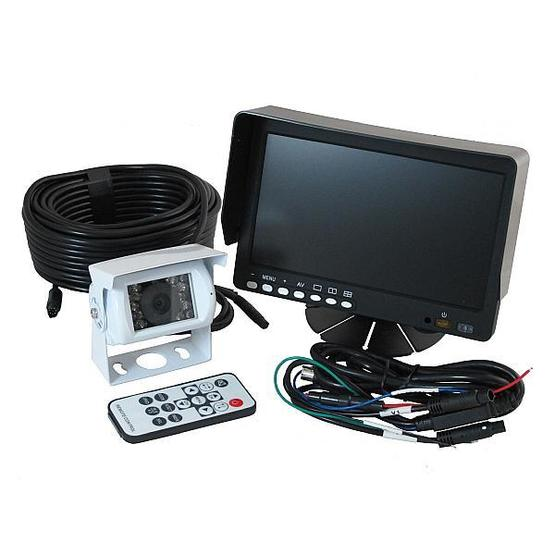 "Ranger 310 - 7"" Monitor / Roof mounted Camera System image 1"