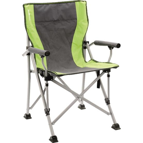Brunner Raptor Folding Chair Lime/Grey