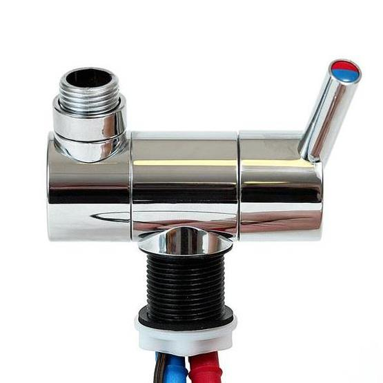 Reich Trend A Table Tap Shower Mixer - Chrome image 1