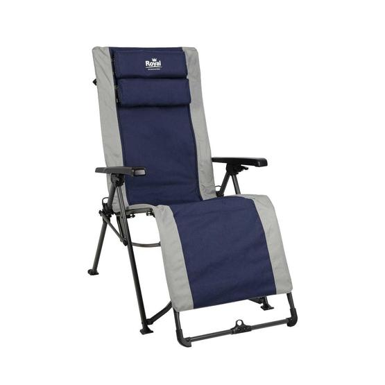 Royal Easy Lounger Camping Chair image 1