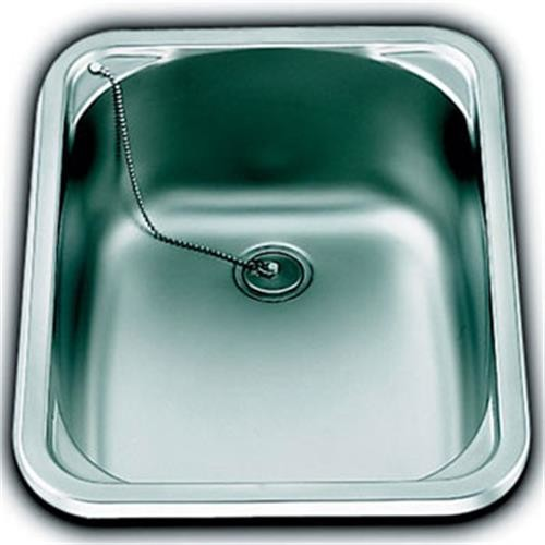 SMEV Series 900 Rectangular Caravan Sink image 1