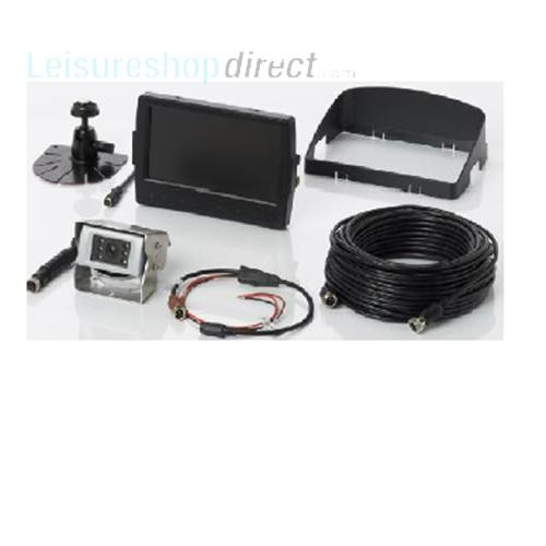 """Waeco PerfectView RVS721 7"""" LCD Videosystem with small CMOS Camera image 2"""
