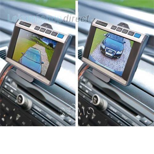 Waeco RVS794 7in Twin Lens Reversing Camera System image 5