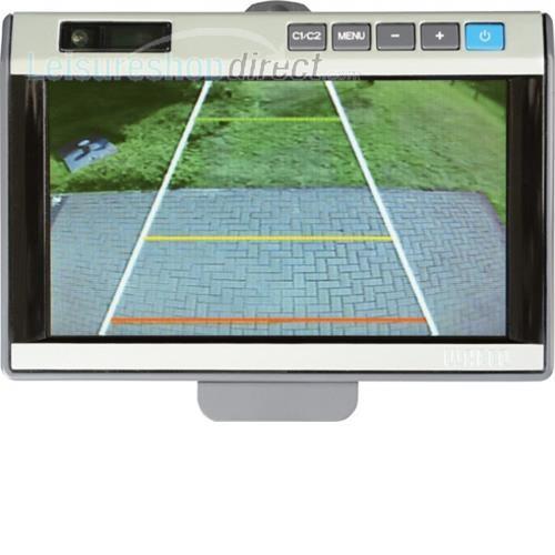 Waeco RVS794 7in Twin Lens Reversing Camera System image 6