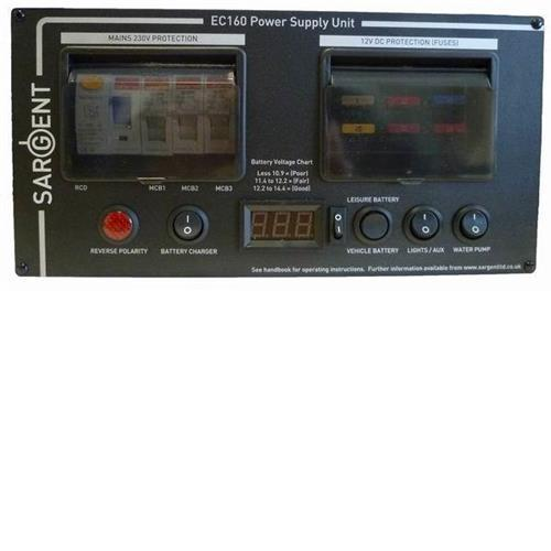 Sargent PMS3 EC160 Power Supply Unit - horizontal image 1