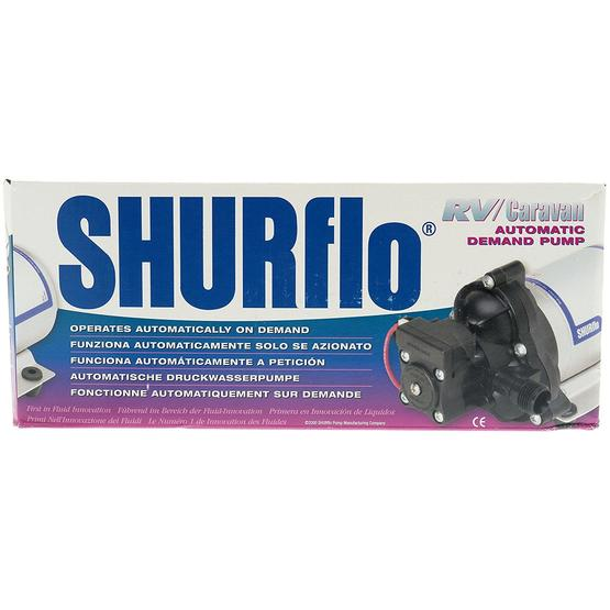 Shurflo Trail King 10 Pump 45psi 12v image 4