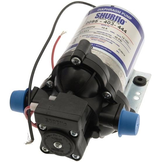 Shurflo Trail King 10 Pump 45psi 12v image 1
