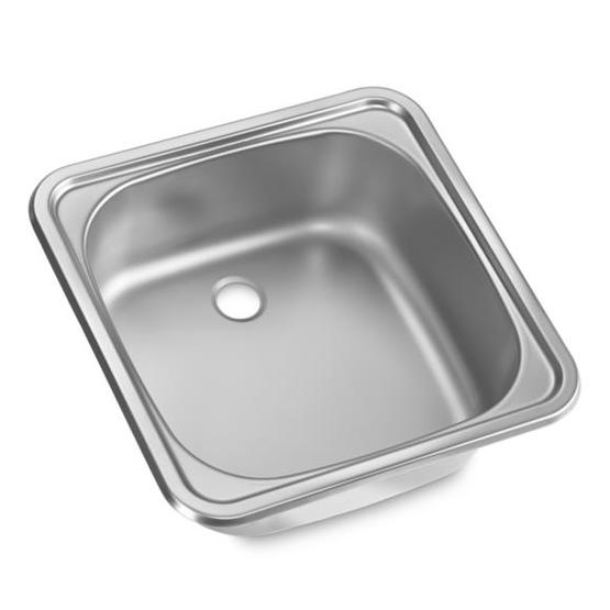 Dometic VA932 Square Caravan Sink image 1