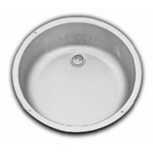 Smev Round Sink + waste and seal