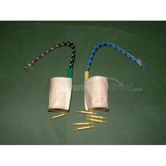 Solenoid Coils - low and high for Trumatic image 1