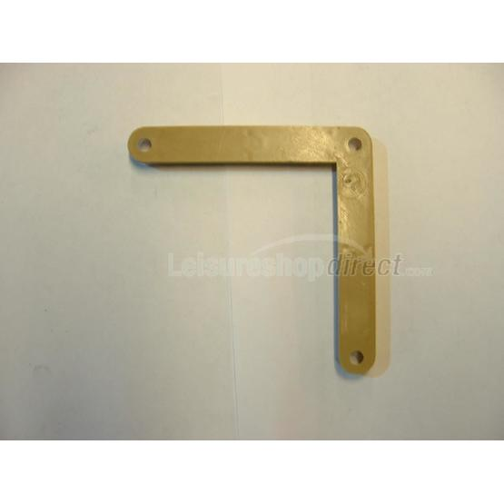 spacer for table bracket beige image 1