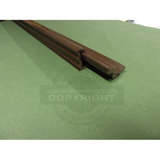 Table Strip Brown image 1