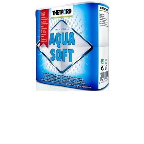 Thetford Aqua Soft Toilet Rolls (4 rolls) image 2