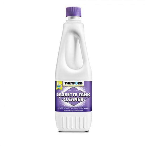 Thetford Cassette Tank Chemical Cleaner - 1 Litre image 1