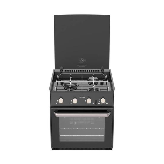 Thetford Spinflo Triplex Hob, Grill and Oven image 1