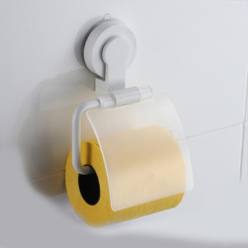 Toilet Roll Holder (White) image 1