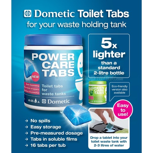 Dometic Powercare Toilet Tabs image 2